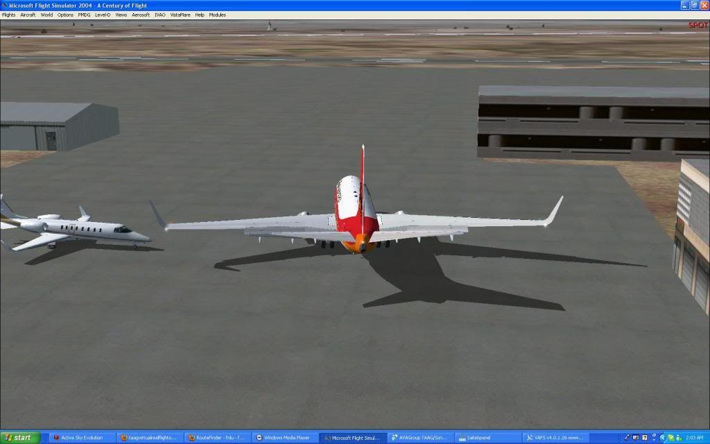 Domestic RFO Fnlu/Fnhu/Fngi and return route. Screen02-2