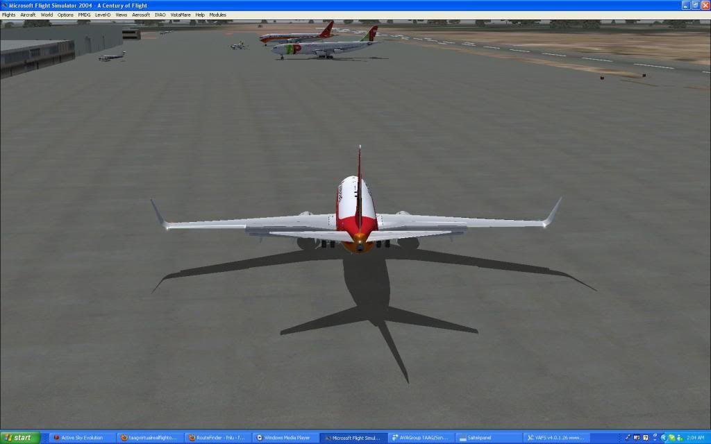 Domestic RFO Fnlu/Fnhu/Fngi and return route. Screen03-2