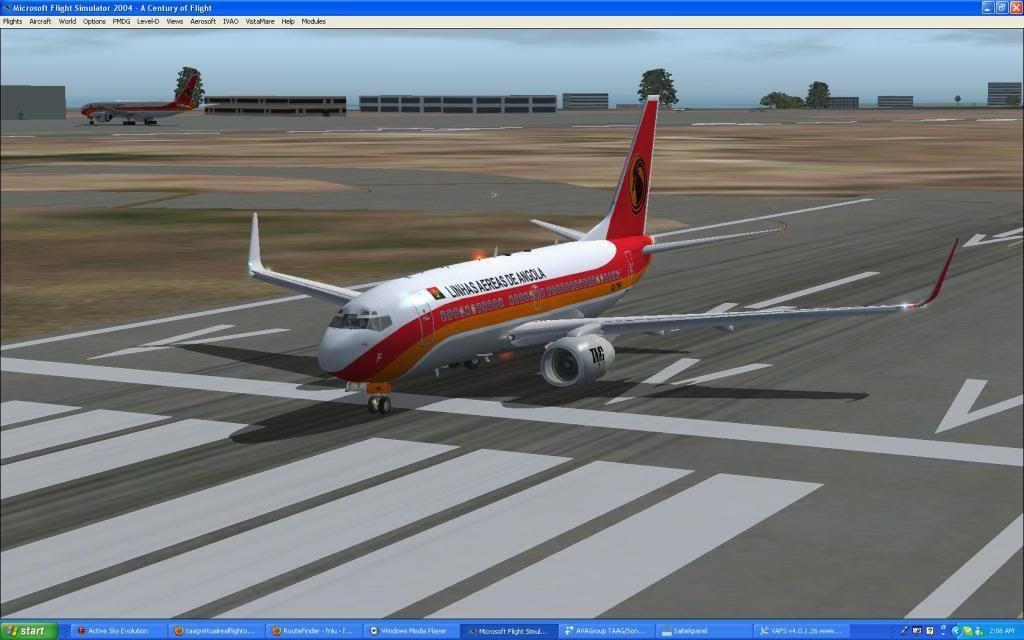 Domestic RFO Fnlu/Fnhu/Fngi and return route. Screen04-1