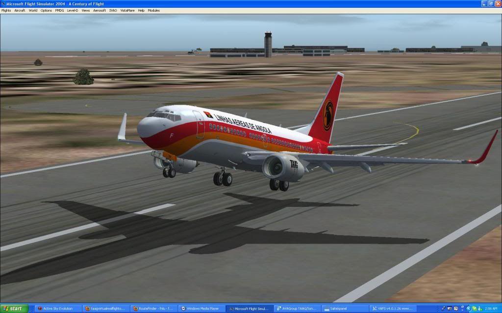 Domestic RFO Fnlu/Fnhu/Fngi and return route. Screen05-2