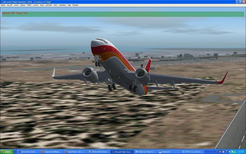 Domestic RFO Fnlu/Fnhu/Fngi and return route. Screen06-1