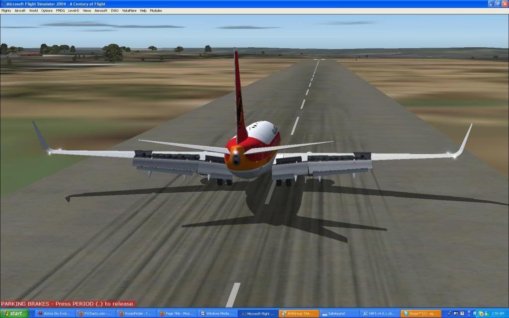 Domestic RFO Fnlu/Fnhu/Fngi and return route. Screen19-3