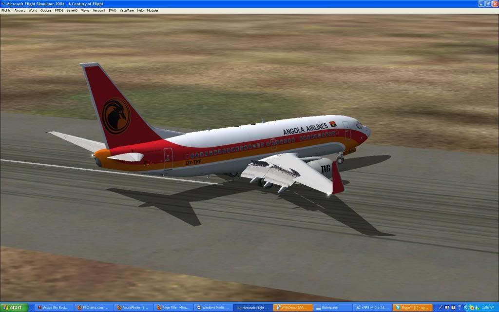 Domestic RFO Fnlu/Fnhu/Fngi and return route. Screen20-3