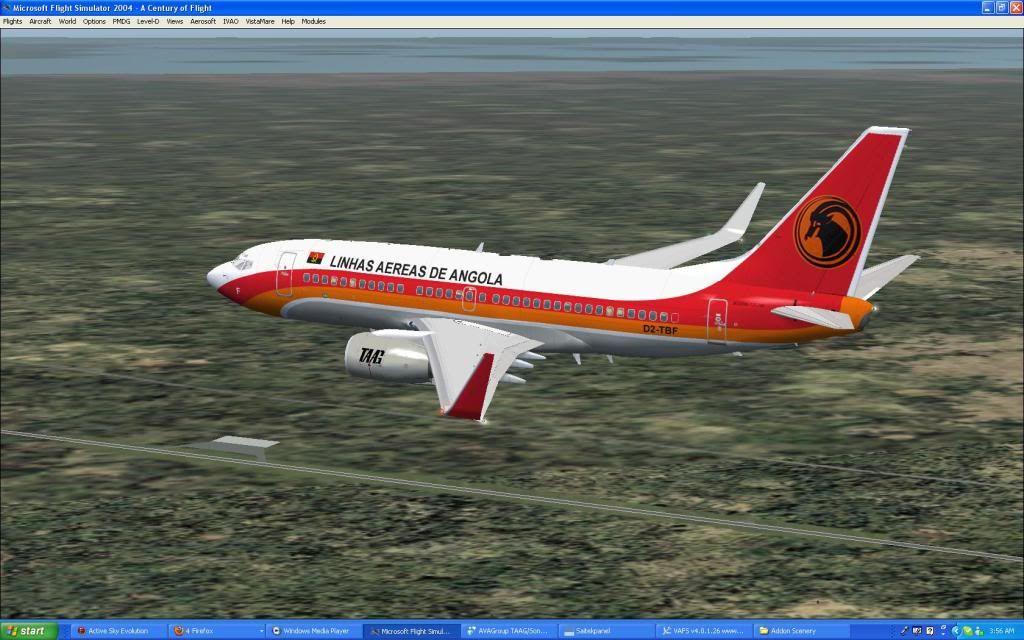 Domestic RFO Fnlu/Fnhu/Fngi and return route. Screen29-3