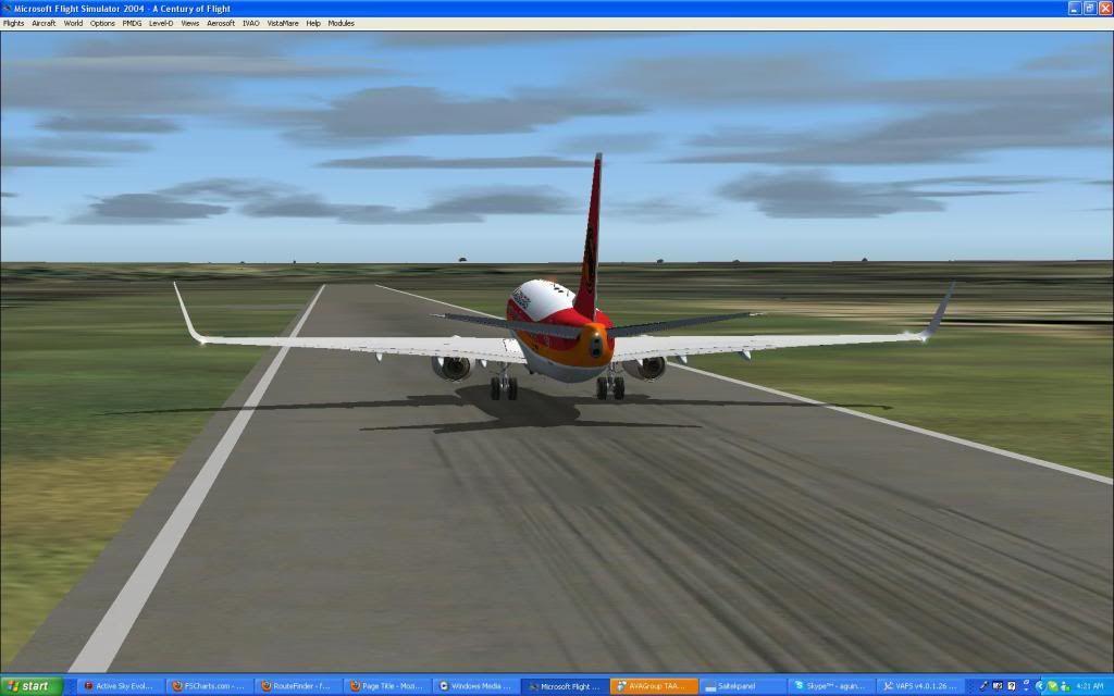 Domestic RFO Fnlu/Fnhu/Fngi and return route. Screen46-1