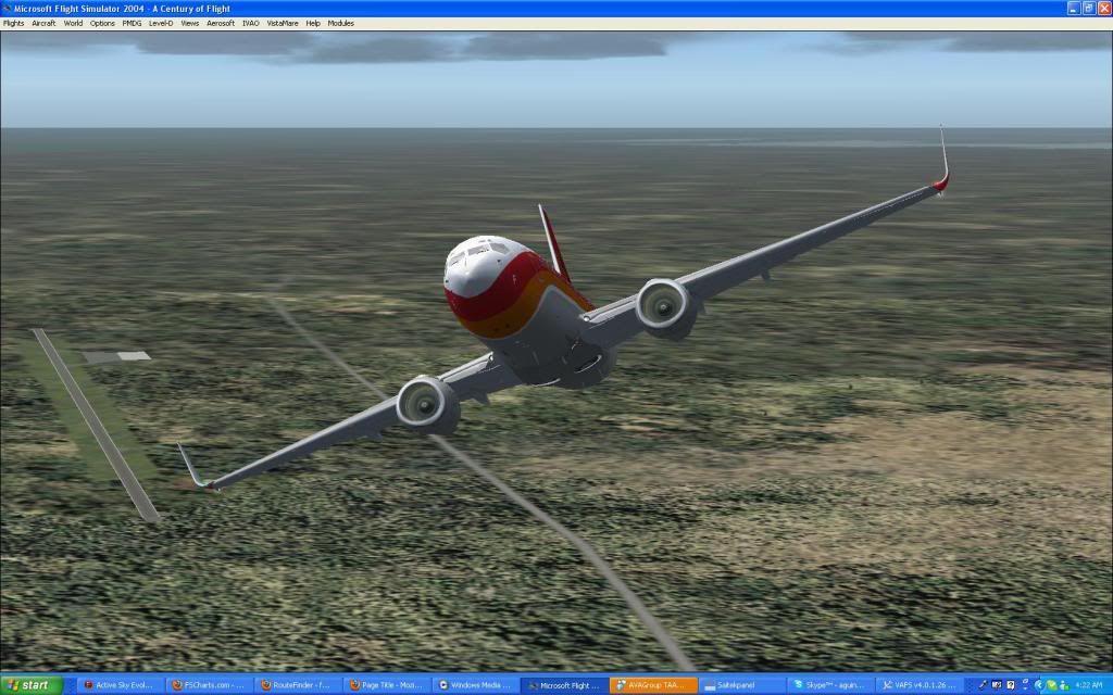 Domestic RFO Fnlu/Fnhu/Fngi and return route. Screen49-1