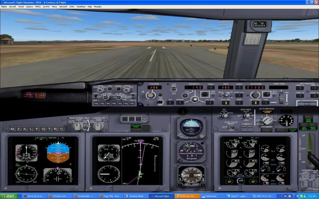 Domestic RFO Fnlu/Fnhu/Fngi and return route. Screen58-1