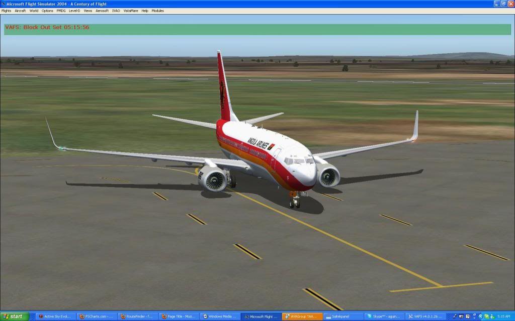 Domestic RFO Fnlu/Fnhu/Fngi and return route. Screen59-1