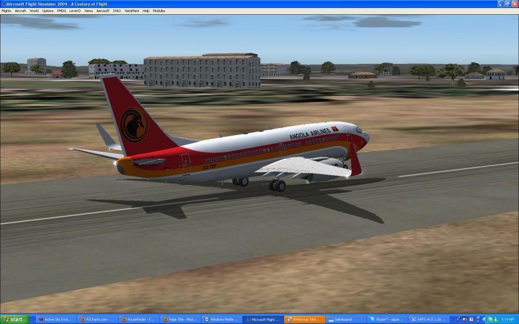 Domestic RFO Fnlu/Fnhu/Fngi and return route. Screen62