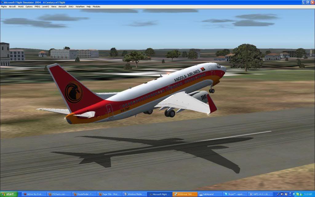 Domestic RFO Fnlu/Fnhu/Fngi and return route. Screen63