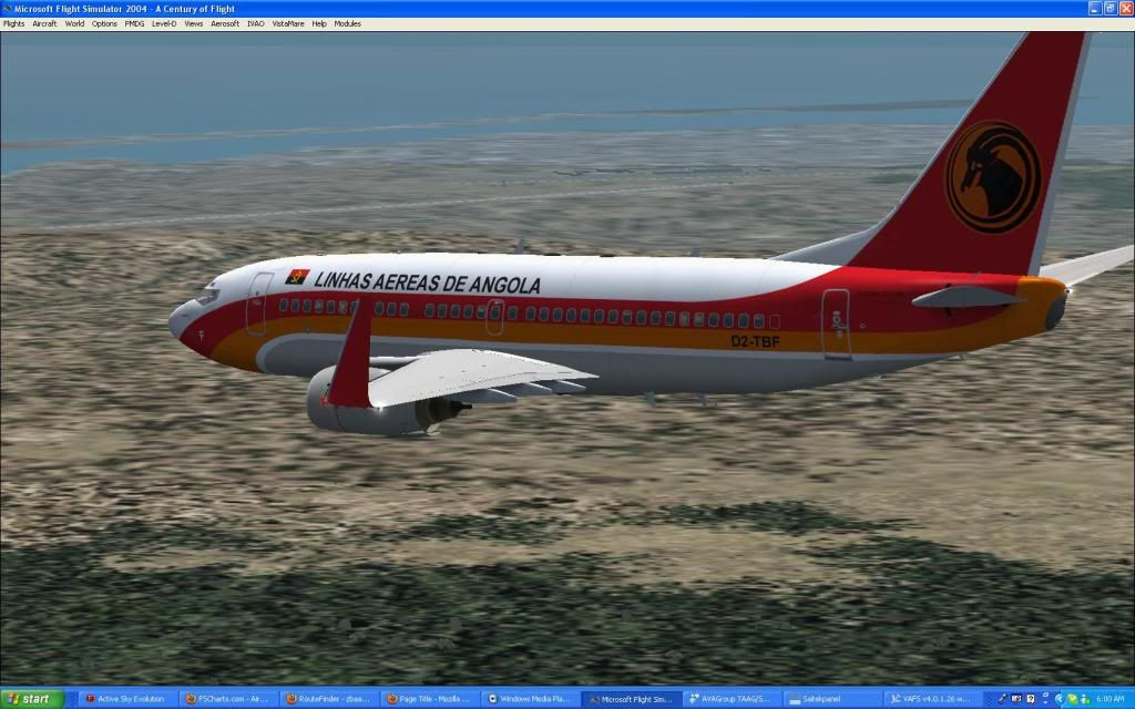 Domestic RFO Fnlu/Fnhu/Fngi and return route. Screen67