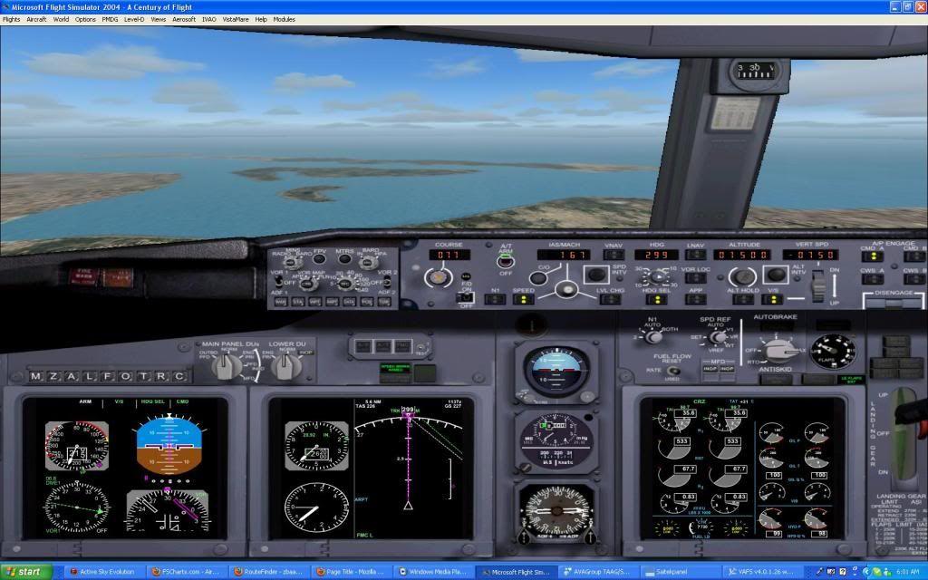 Domestic RFO Fnlu/Fnhu/Fngi and return route. Screen68