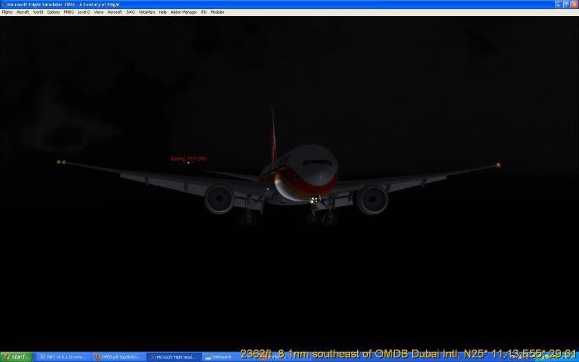 DTA550 Night arrival. M-2011-oct-28-018