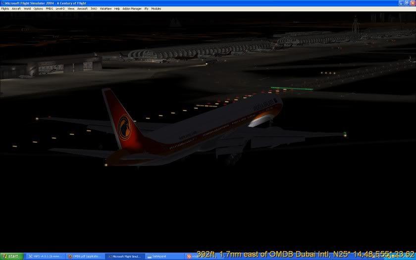 DTA550 Night arrival. M-2011-oct-28-024