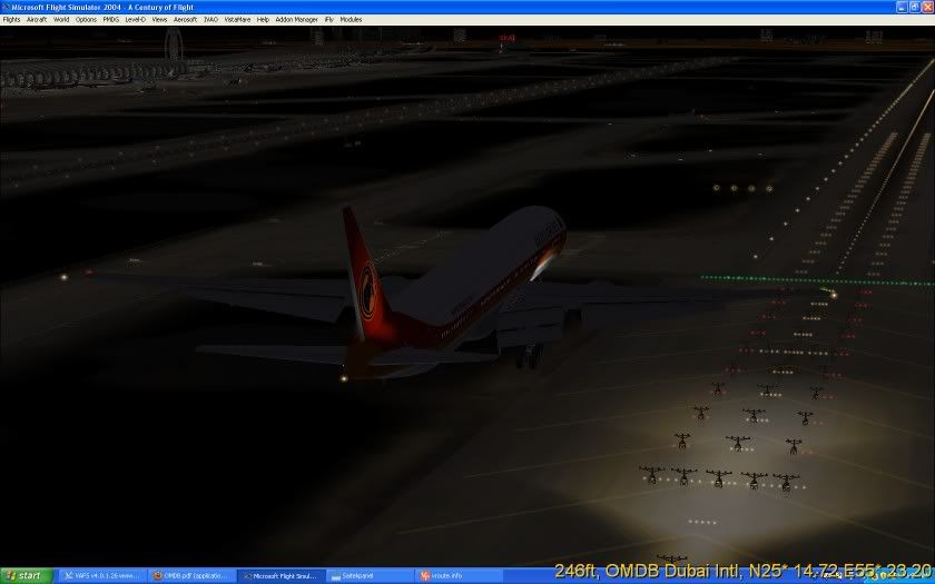 DTA550 Night arrival. M-2011-oct-28-026