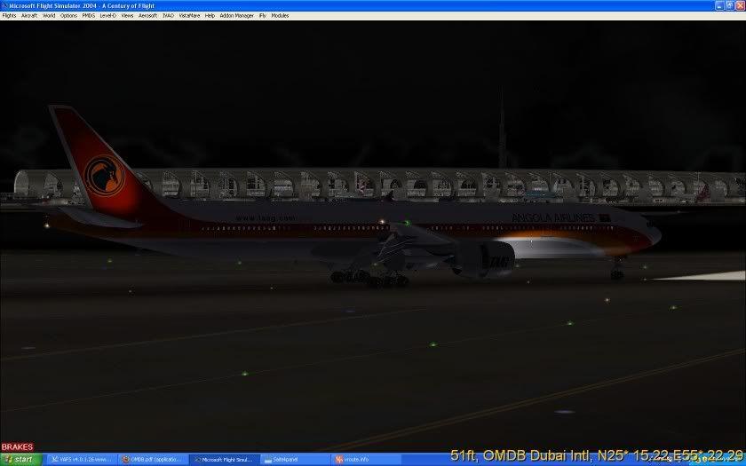 DTA550 Night arrival. M-2011-oct-28-034