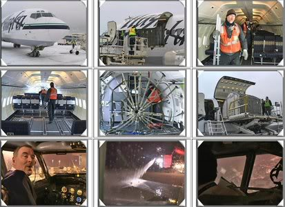 737-200 Alaska Airlines Operando 100% no gelo Piloto Homem Copila Mulher  000e2c45_medium