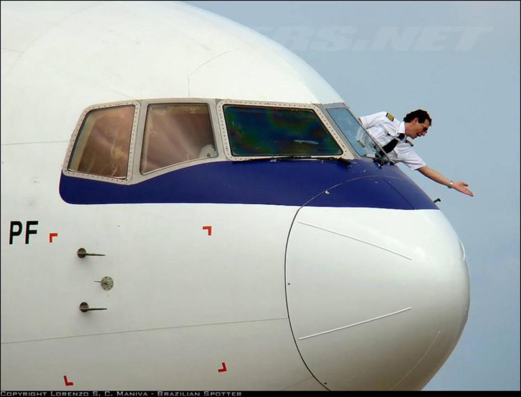 Fotos interessantes da aviação Imagem56