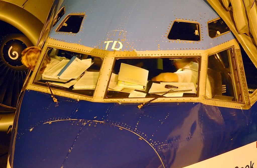 Fotos interessantes da aviação Head