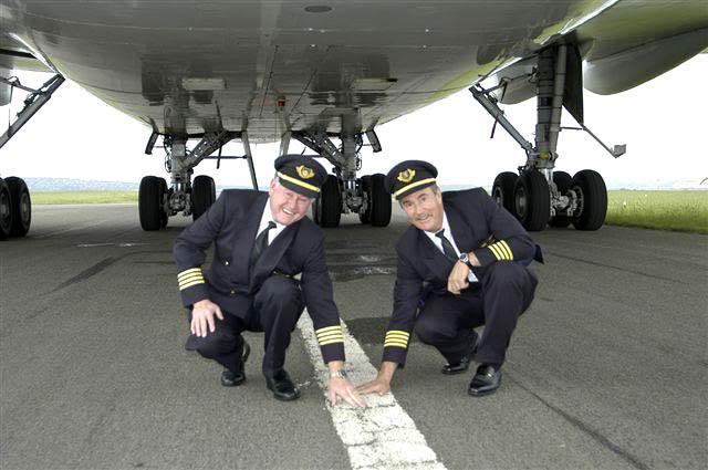 Fotos interessantes da aviação Land3