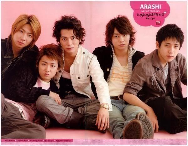 [嵐] Arashi Arashi for dream~ ^@^ 630f5b45