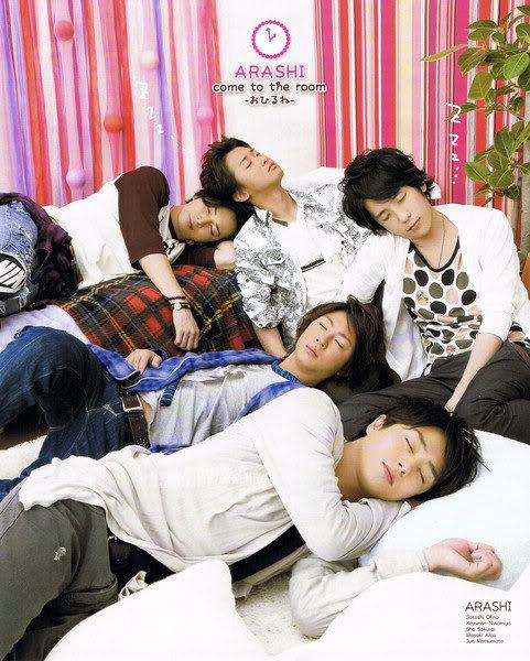 [嵐] Arashi Arashi for dream~ ^@^ 84bffdc7