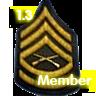 Sergeant First Class - 1.3