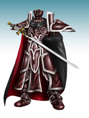 New Character Movesets BlackKnight