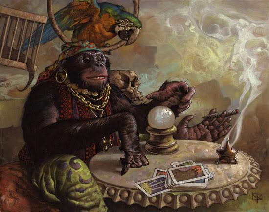 Tainted Monkey TaintedMonkey