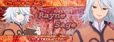 Arialas's galery RayneSage