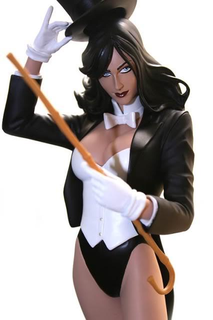 Zatanna Cover Girls - DC Direct ZatannaDCdirect