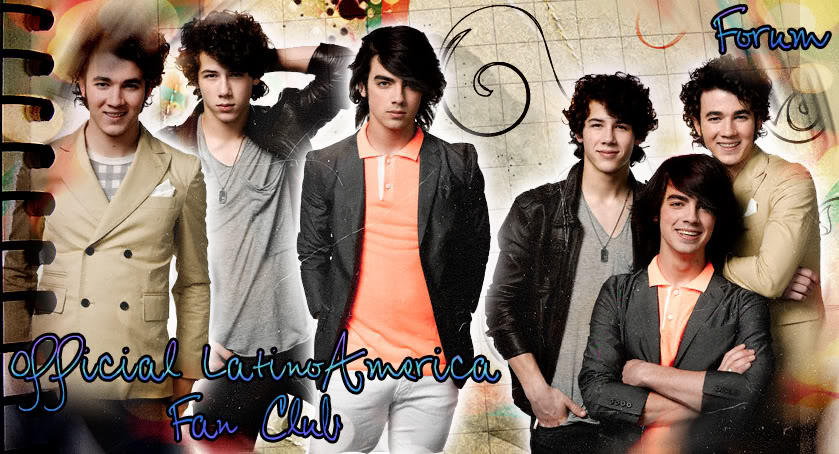 Jonas Brothers Official LatinoAmerica Fan Club