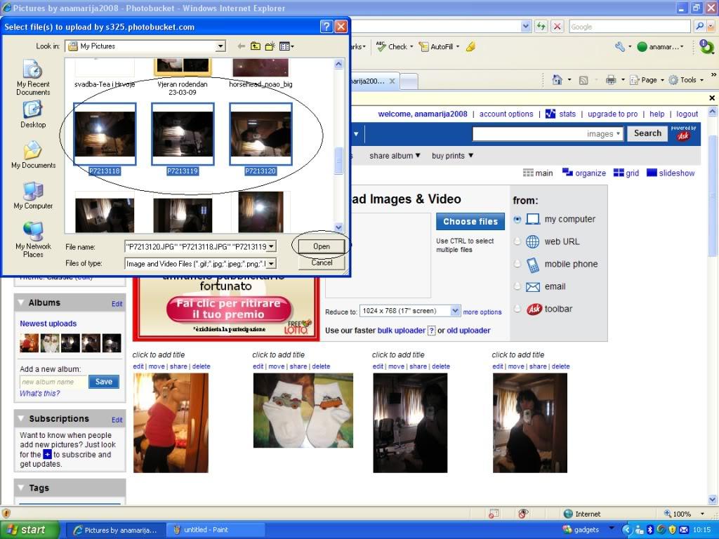 Kako staviti slikice Slike4korak