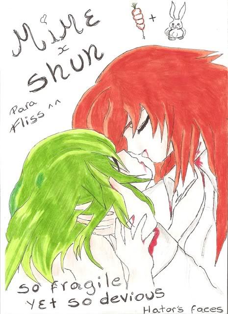 Mime x Shun *¬* Shunymime