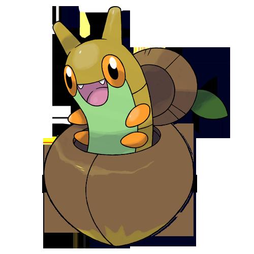 Pokemon Smash Blast  012__gusanut_by_luisbrain09-d4b5l5g
