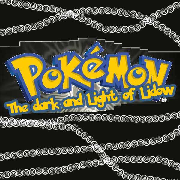 Pokemon The Dark and light of Lidow Logo