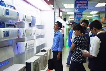Cách sử dụng máy lạnh mùa nóng hợp lý 01