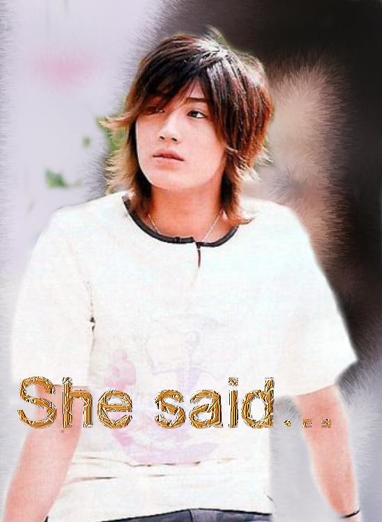 She Said... SheSaid