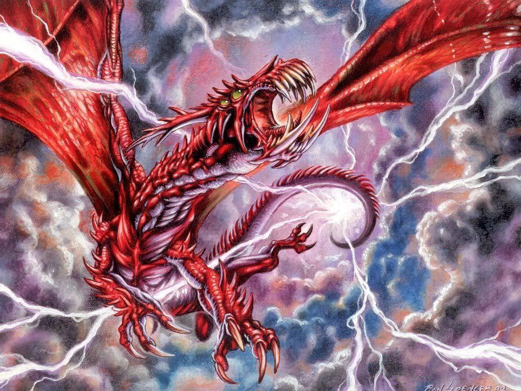 Keyah, Sorcier [à corriger] Dragon