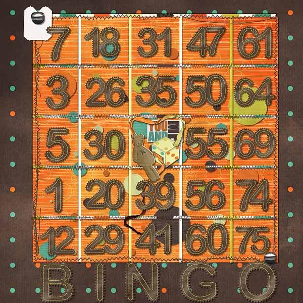 Come play BINGO! - July 11th - 10PM EST BingoKopie