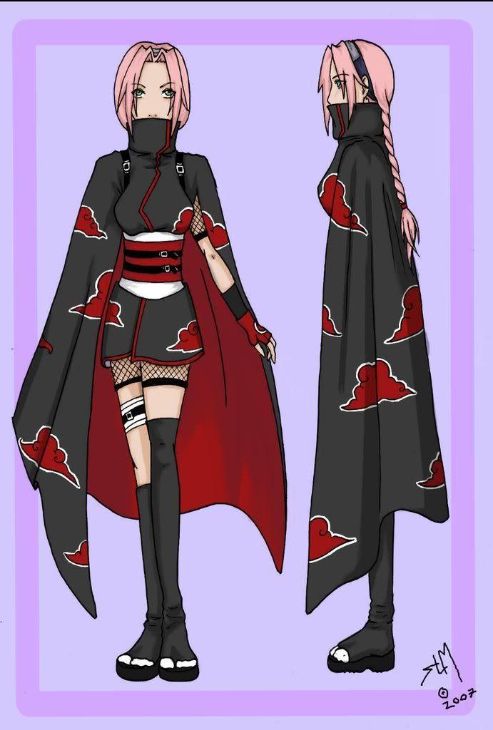 C buskn xiks dispuestas a hacr cosplay dl aktsuki urgnt!!!!! Untitled