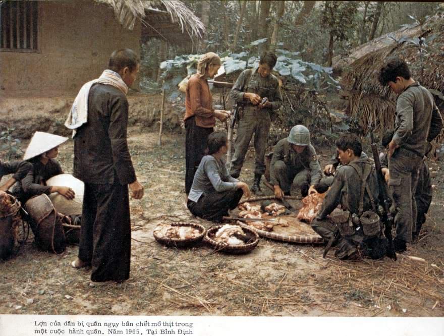 Những bức ảnh về chiến tranh VIỆT NAM NTB-BinhDinh016