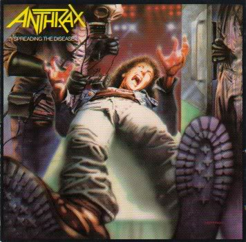 Anthrax - Spreading The Disease (1985) AnthraxSpreadingTheDisease