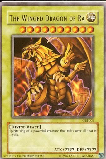 Divine Effects Winged_Dragon_Of_Ra
