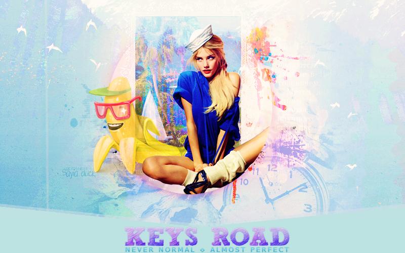 » KEYS ROAD «
