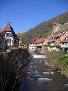 Where would you like to go? Alsace-Colmar-Kaysersberg-Spring-2