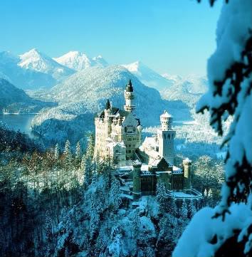 Where would you like to go? Bavaria
