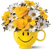 What made you smile today? FLOWERS_smiley