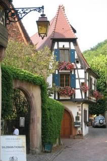 Where would you like to go? Alsace