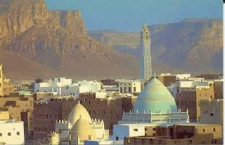 Where would you like to go? Yemen-seiyunvalley